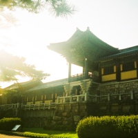 South Korea: Bulguksa Temple Complex (불국사)