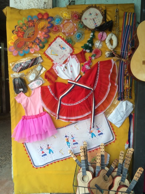 traditional clothing and other traditional wares
